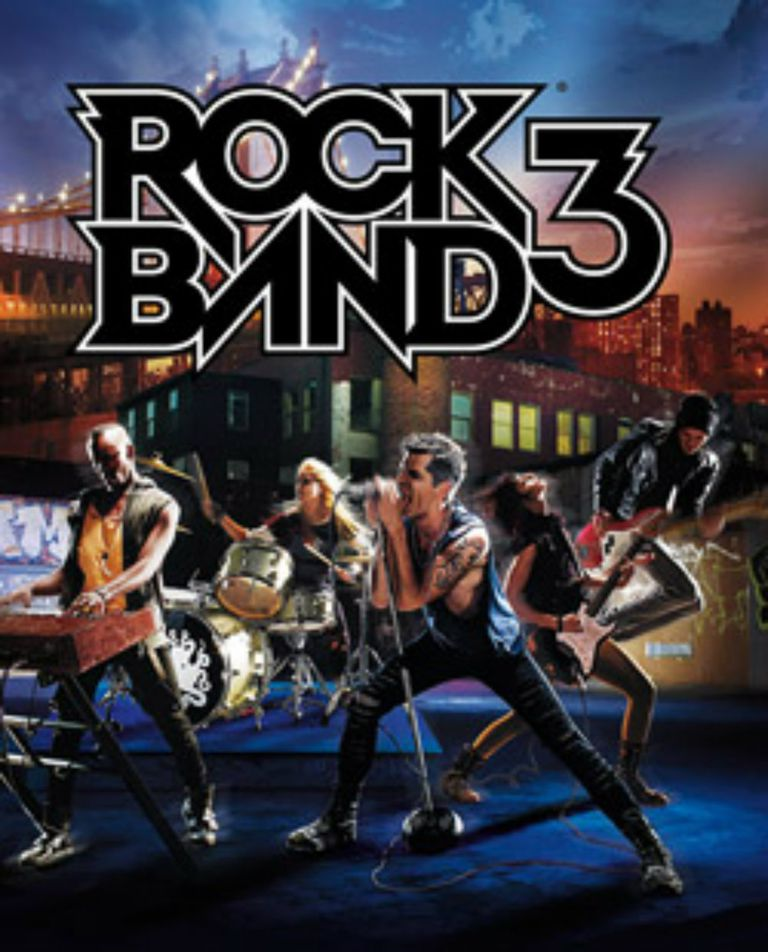 Rock Bands: Final Rock Band 3 Track Lists (All Consoles