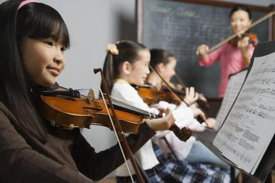 How To Introduce Musical Instruments To Young Children