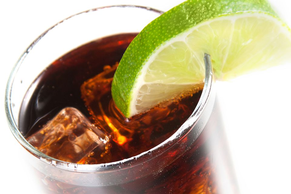The Popular and Easy Rum & Coke