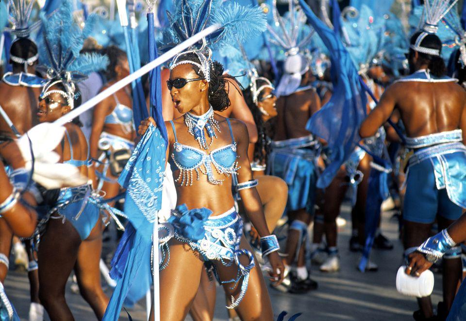 Carnival Trinidad Trinidad & Tobago