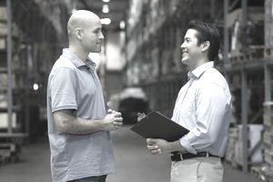 Using interpersonal skills at work