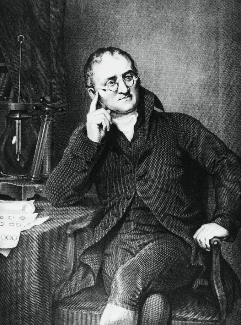 John Dalton was an English chemist and physicist, best known for his atomic theory and research about color blindness.
