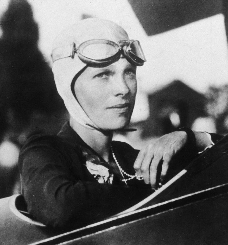 ผลการค้นหารูปภาพสำหรับ Amelia Mary Earhart