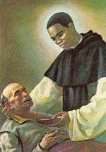 San Martín y la curación