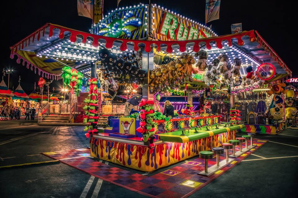 San Diego in June: the County Fair