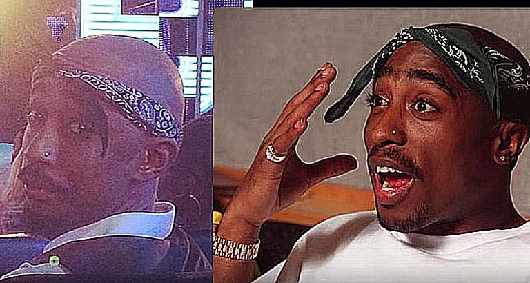 Tupac at BET Awards