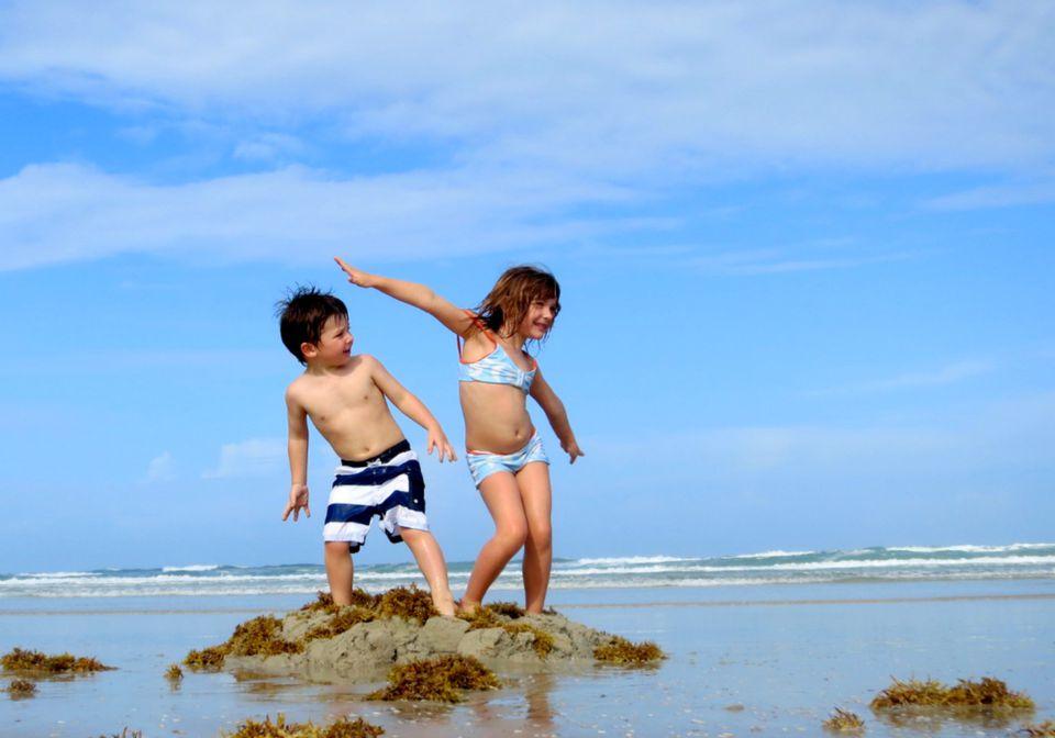 Daytona Beach with Kids
