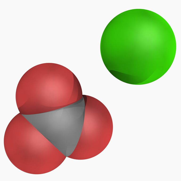 Calcium carbonate is an example of a compound that has both ionic and covalent bonds.