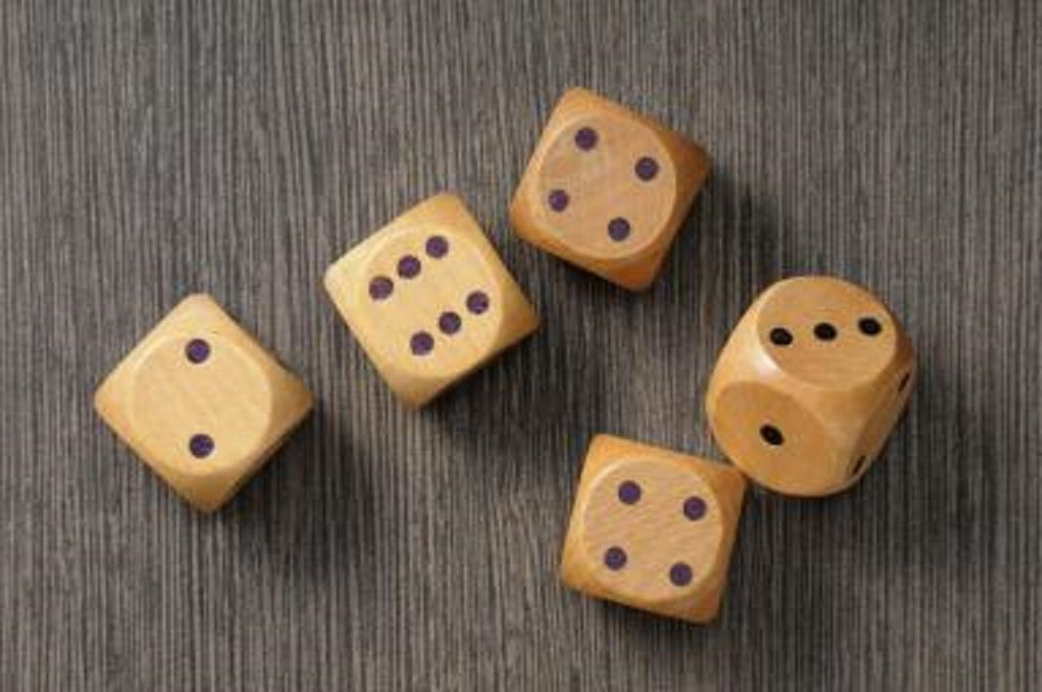Probabilities And Liar S Dice