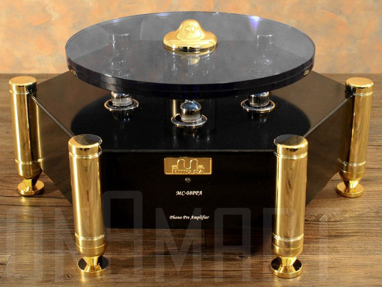 The Meixing MingDa MC-08PPA Vacuum Tube Phono Stage