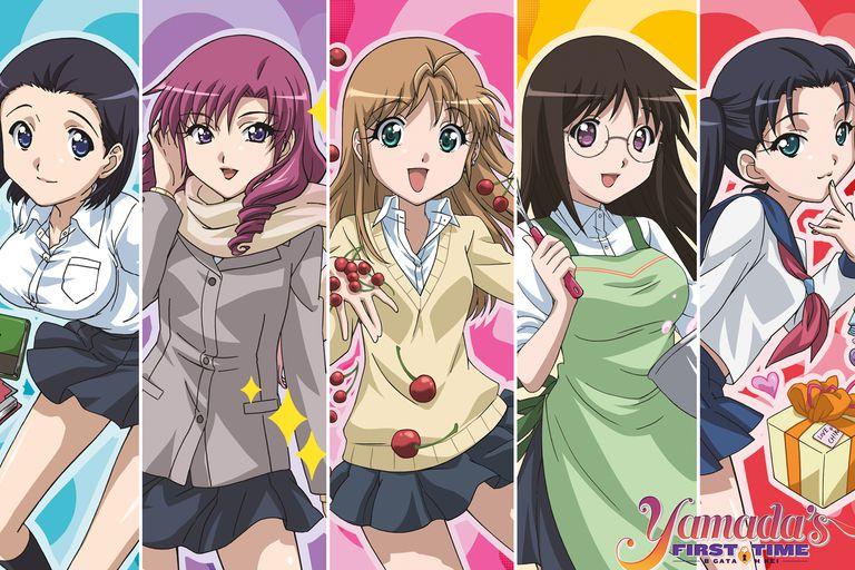 B Gata H Kei: Yamada's First Time Anime Series