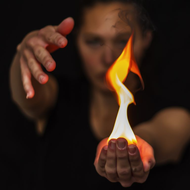Science Magic Tricks That Involve Flame Or Fire