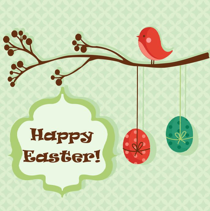 20 free printable easter cards for everyone you know negle Choice Image