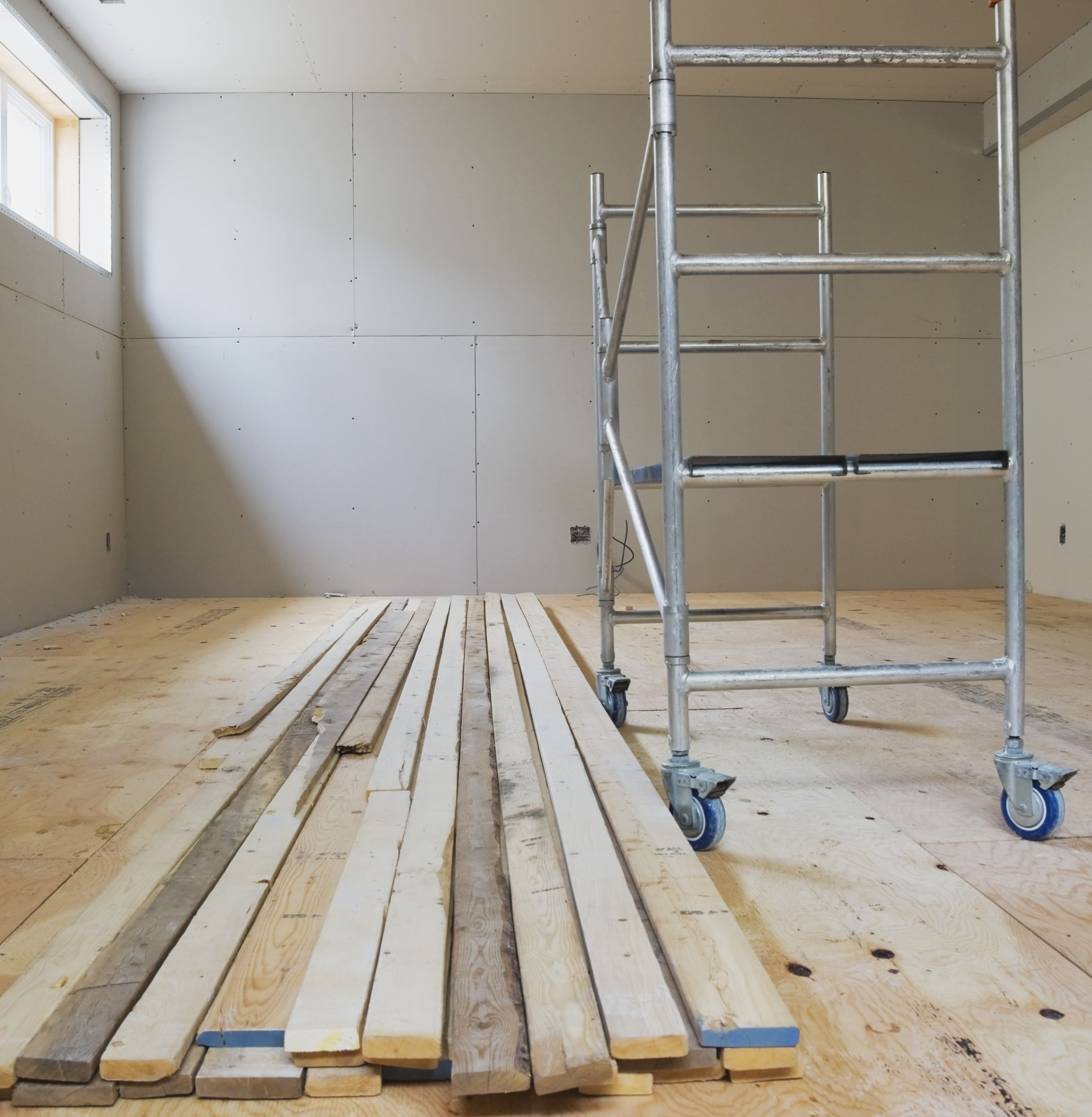4 Basement Subfloor Options For A Dry Warm Floor Covering