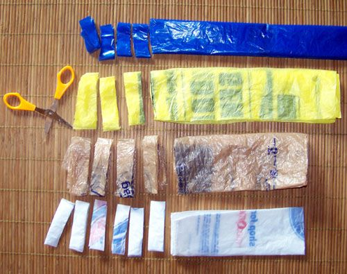 plastic bag mats instructions
