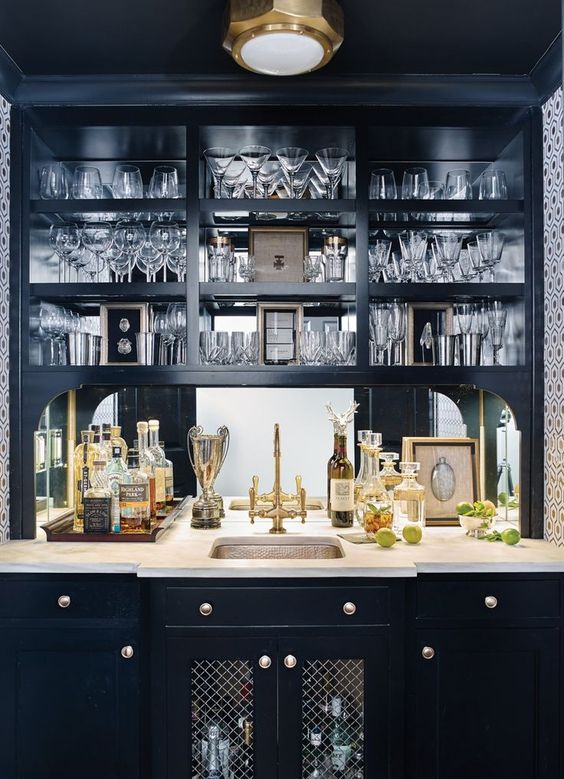 Home Bar Designs Stunning Ideas