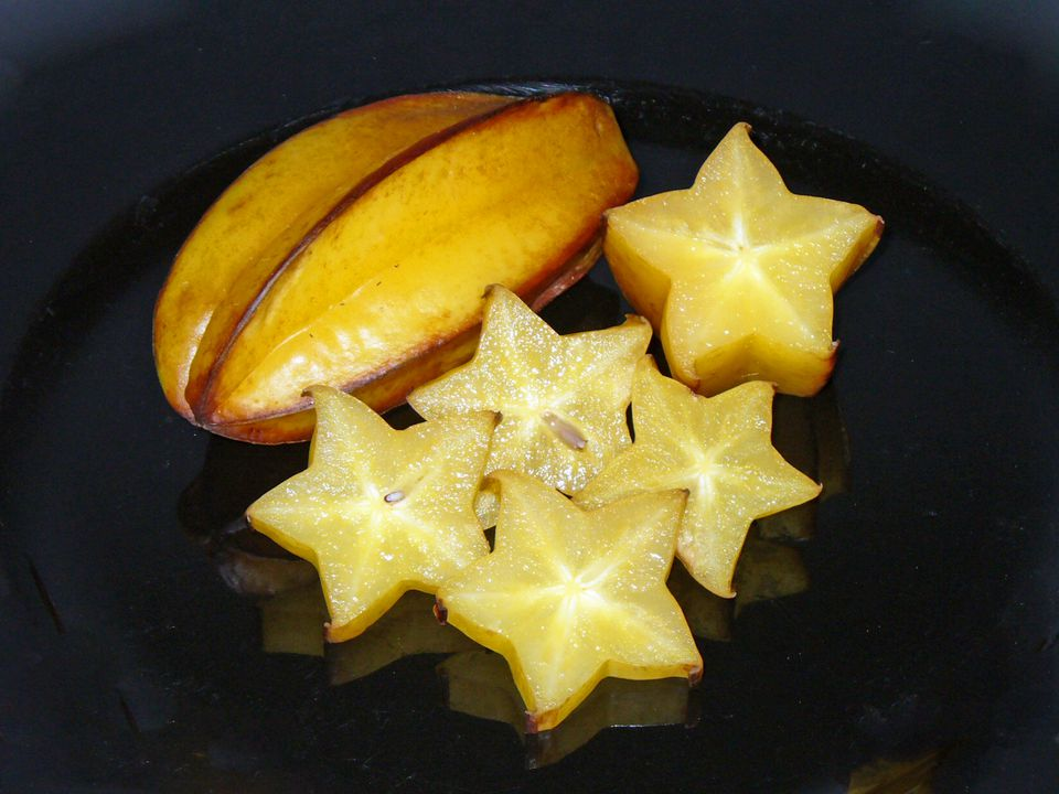 Star Fruit or Carambola