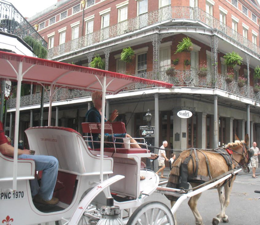 Things to do in New Orleans - Explore the French Quarter - Photo © Teresa Plowright