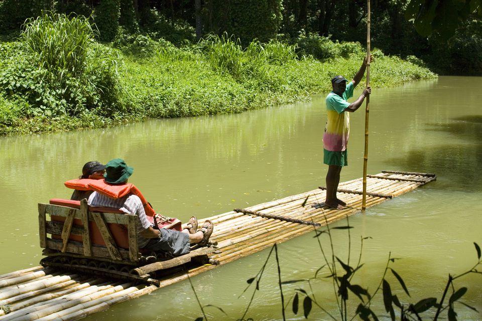 Jamaica River Rafting