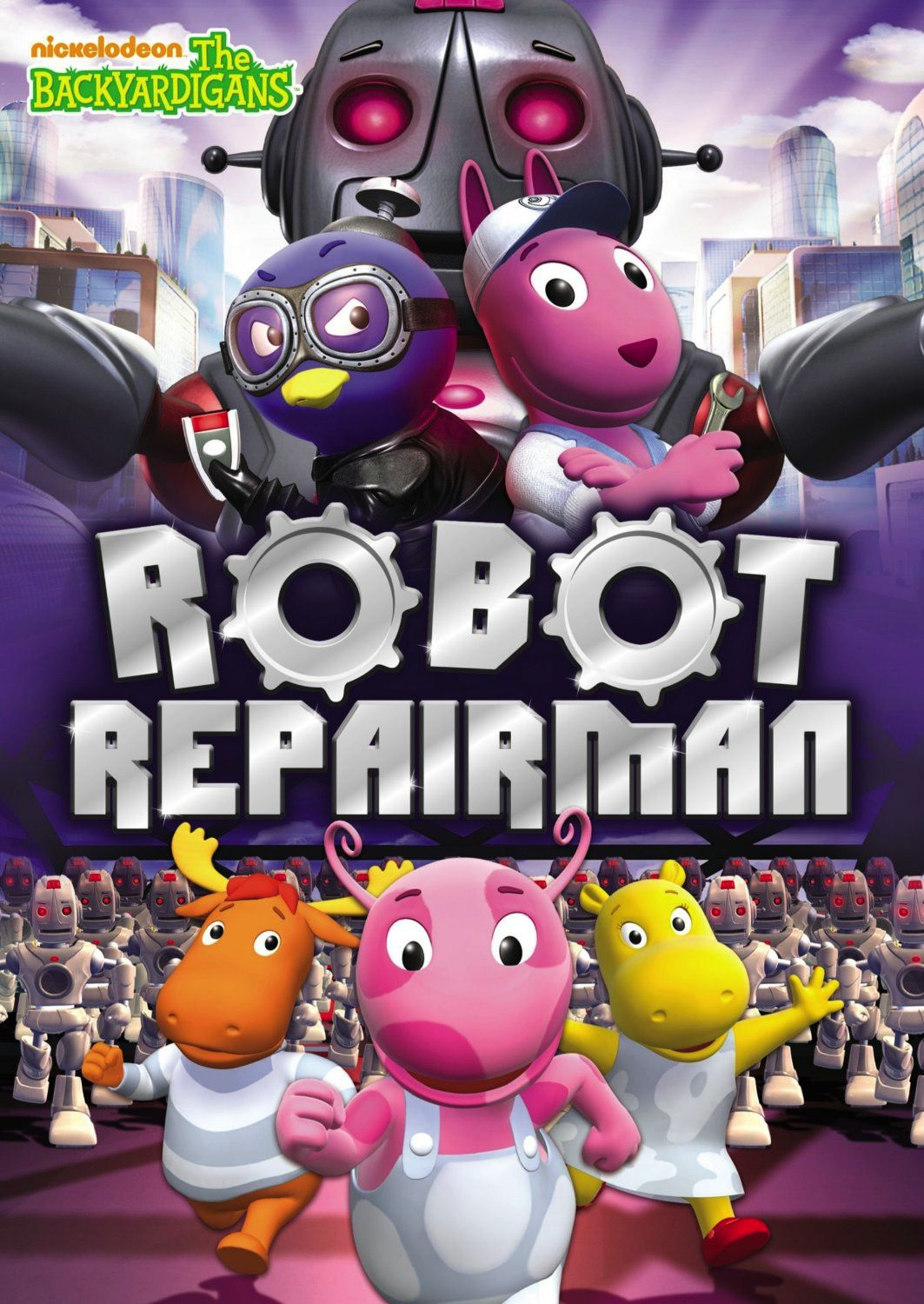 Best Robots For Kids >> Top Robot Movies for Kids and Families
