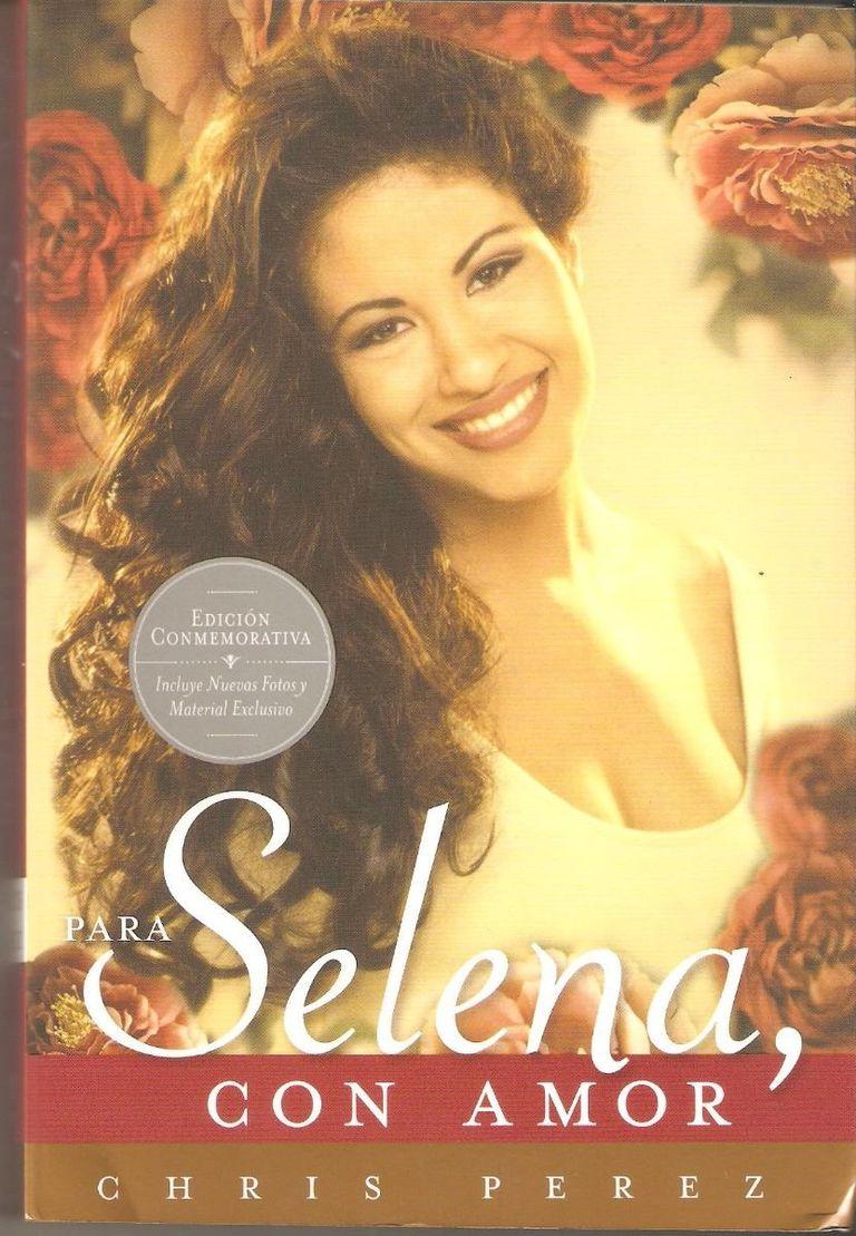 Para Selena con amor de Chris Perez
