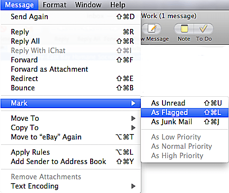 Keep an Eye on Important Email Messages
