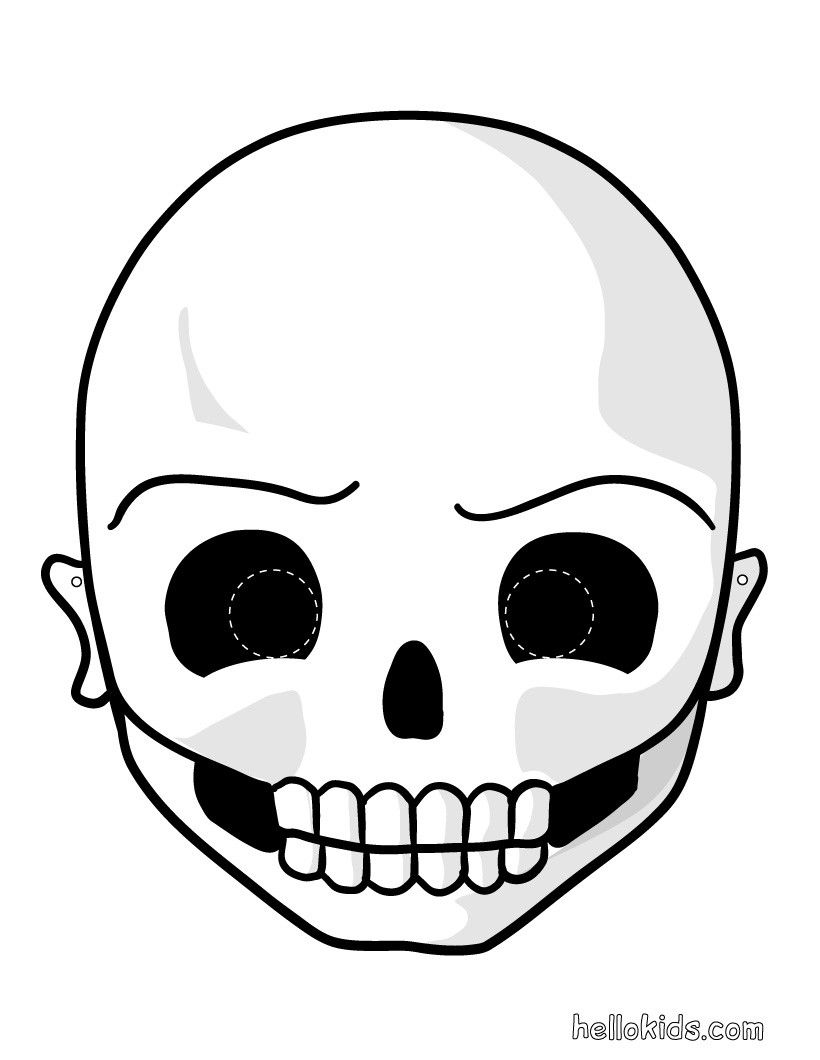 Uncategorized Cut Out Mask 72 free printable halloween masks for all ages