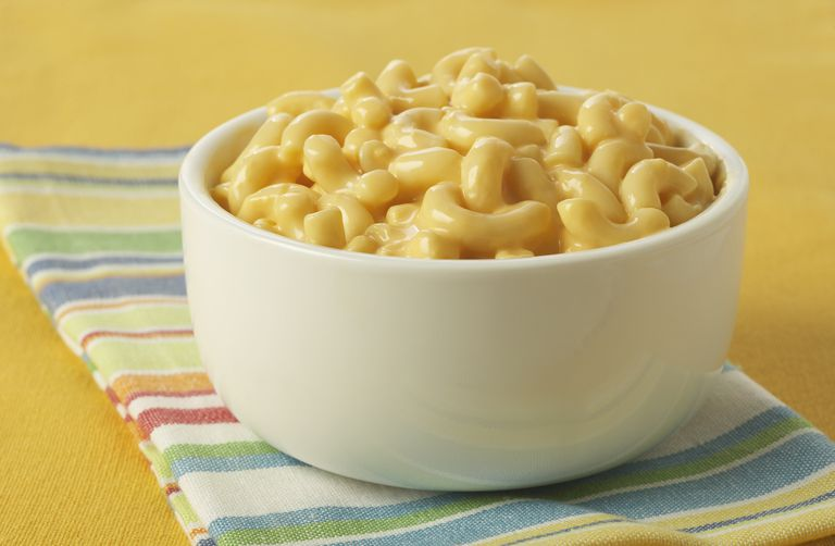 Macaroni and Cheese Nutrition Facts