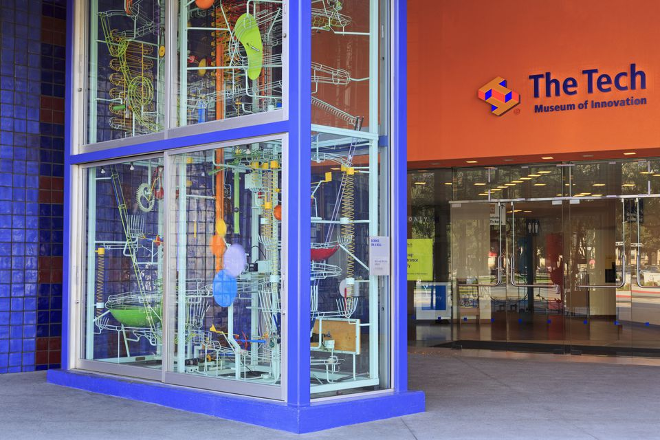 The Tech Museum of Innovation in San Jose