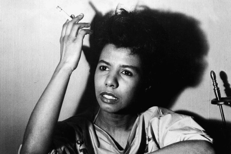 Lorraine Hansberry 1960