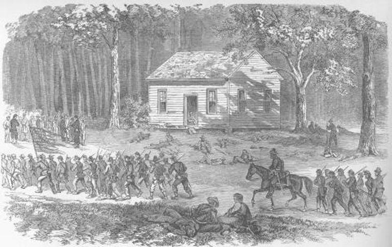 Battle of Peebles Farm