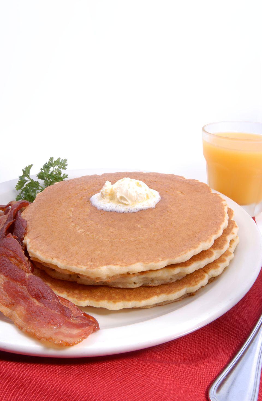 pancake vertical