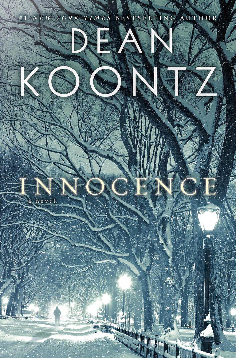 Dean Koontz Book Cover
