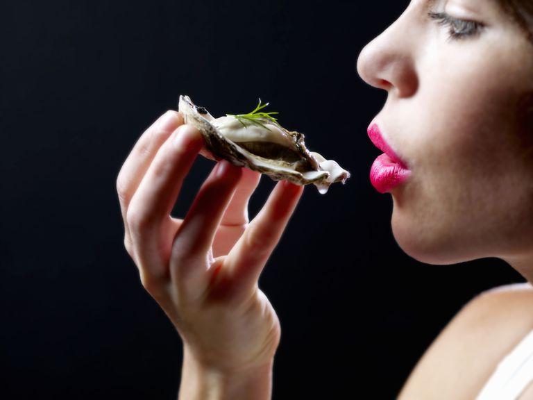 Alimentos afrodisiacos para San Valentín