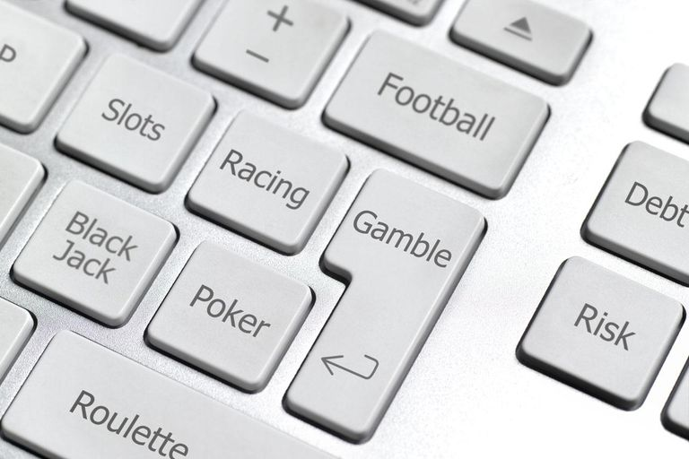 The addiction of online gambling