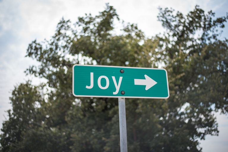 A street sign with a holiday themed name.