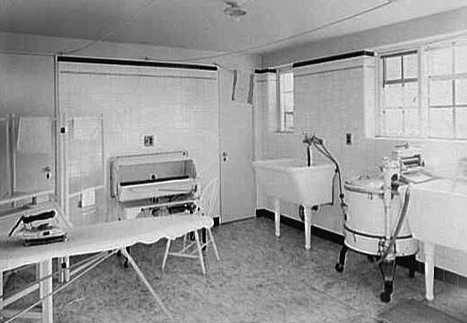 1944 Laundry Room