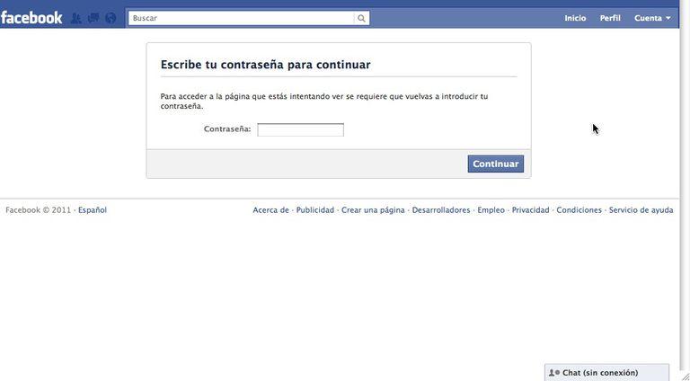 Nuevo Facebook, cronología
