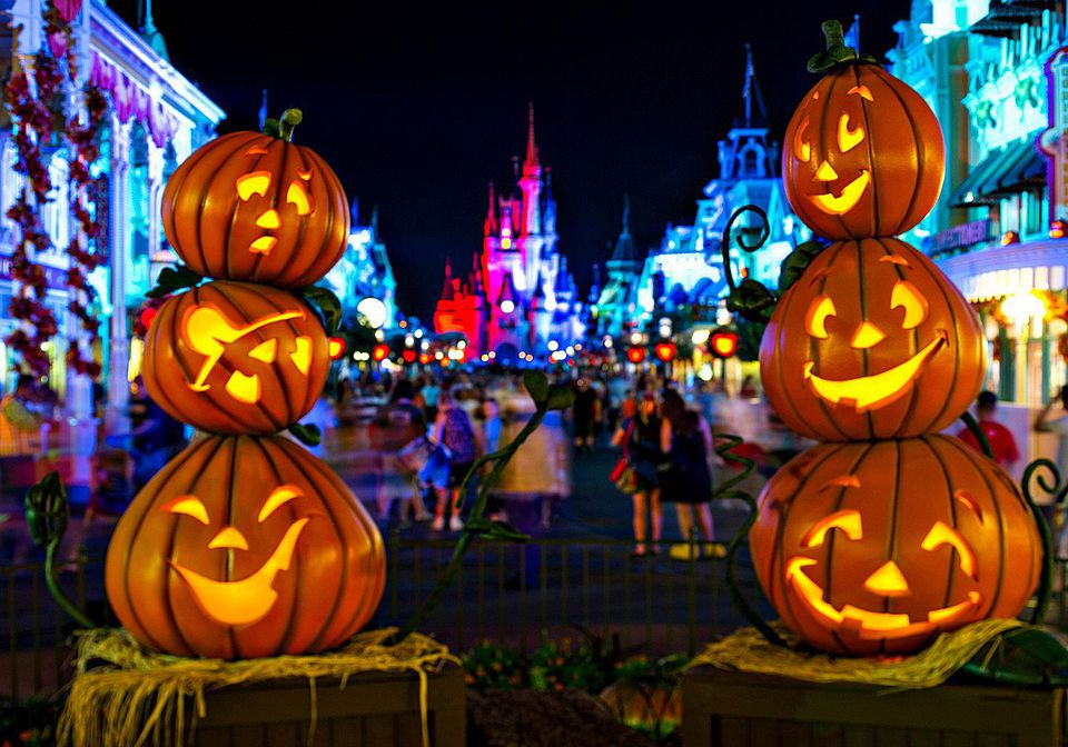 Pumpkin Carving Tips from Disney