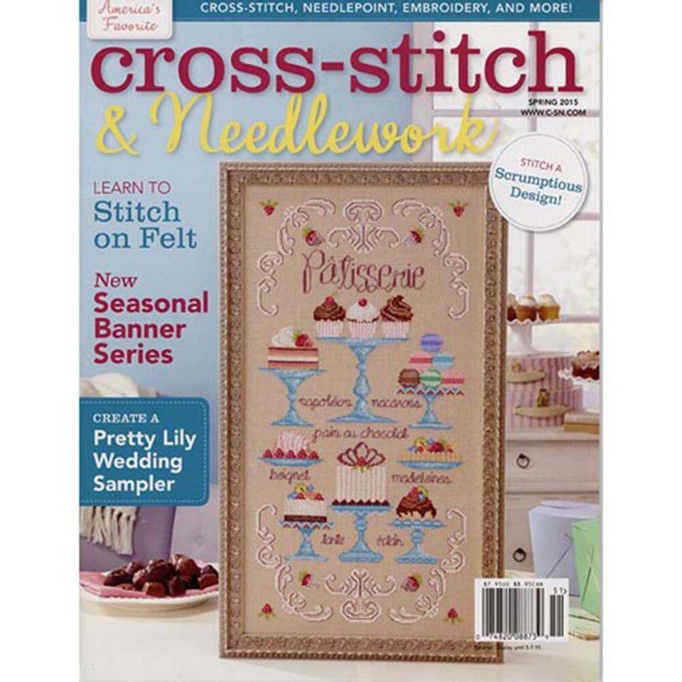 Cross-Stitch & Needlework