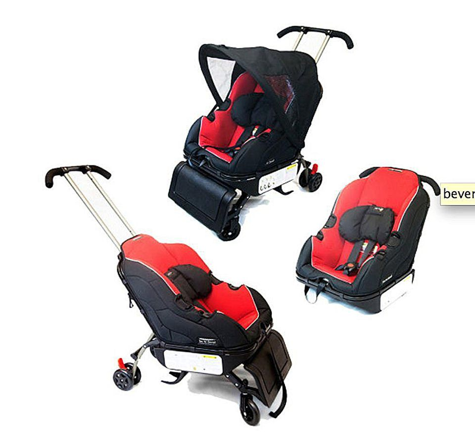 Sit n Stroll car seat and stroller
