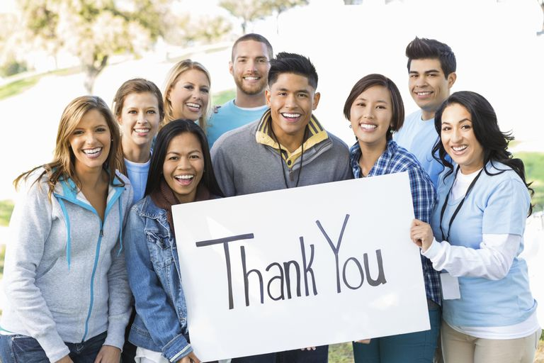 Image result for Nonprofit thank you photos
