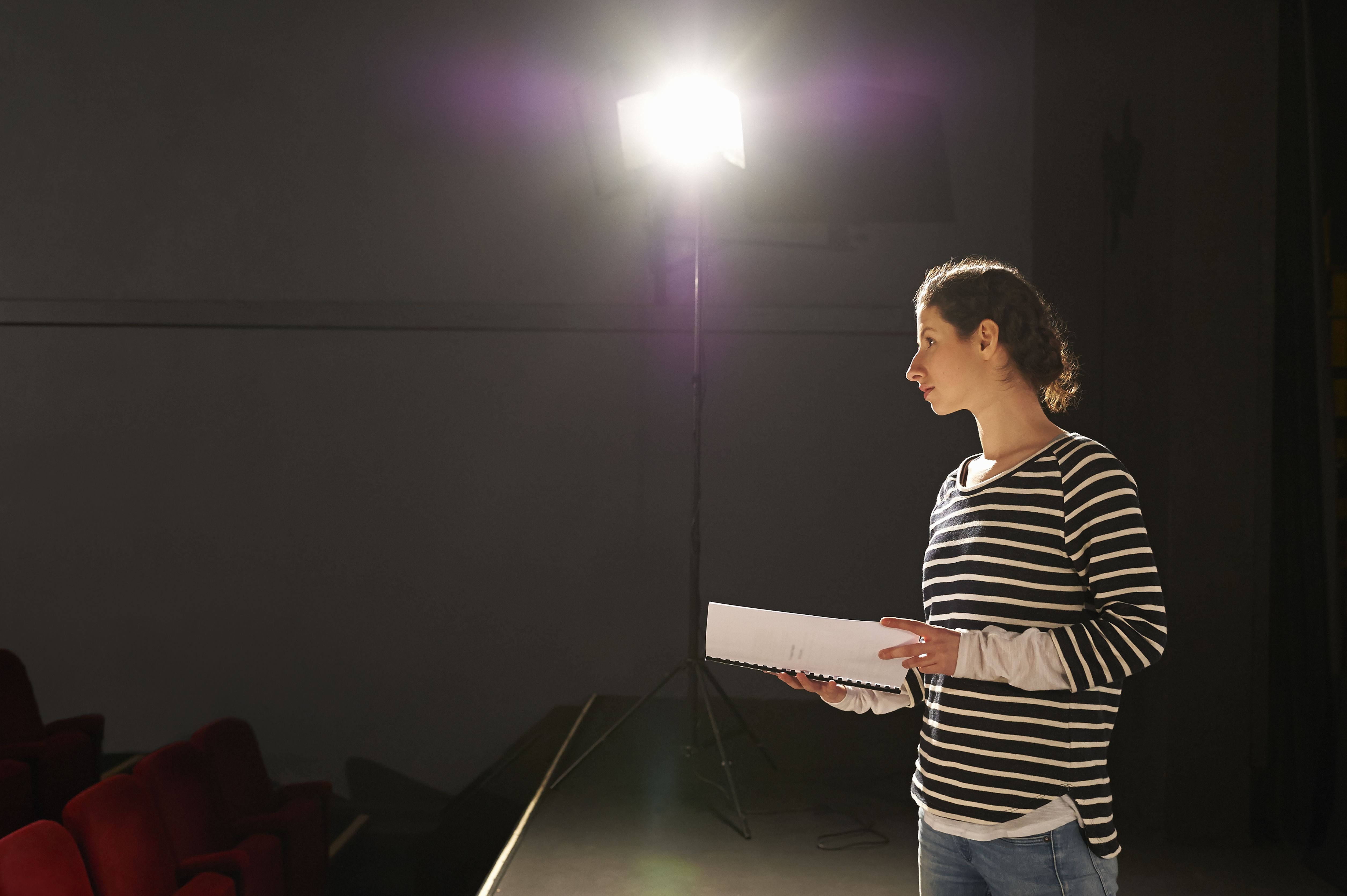 want to be an actor heres how to get started in showbiz