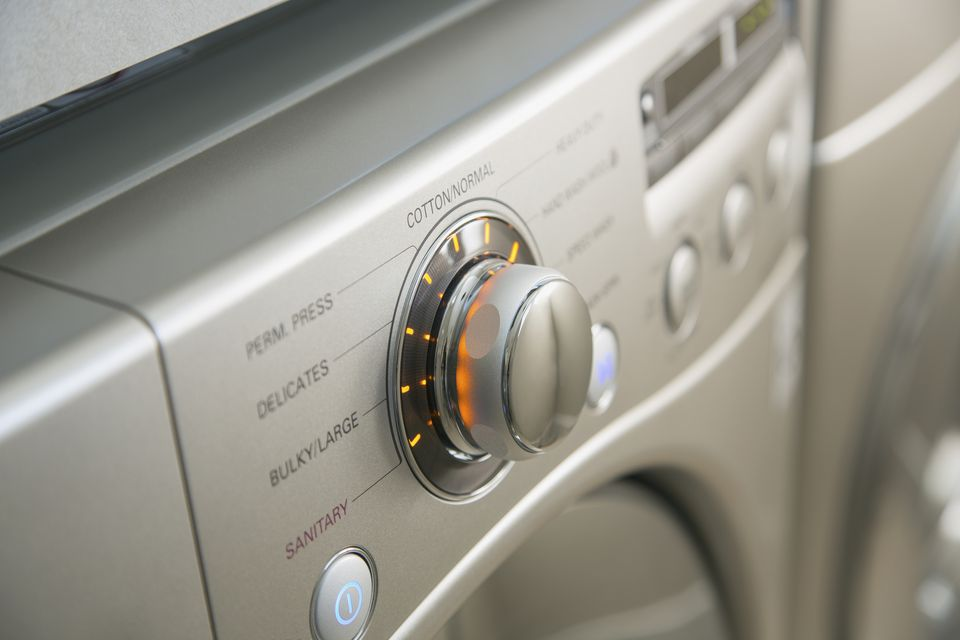 Washing machine settings