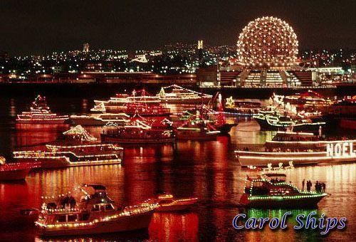 Carol Ships, Vancouver