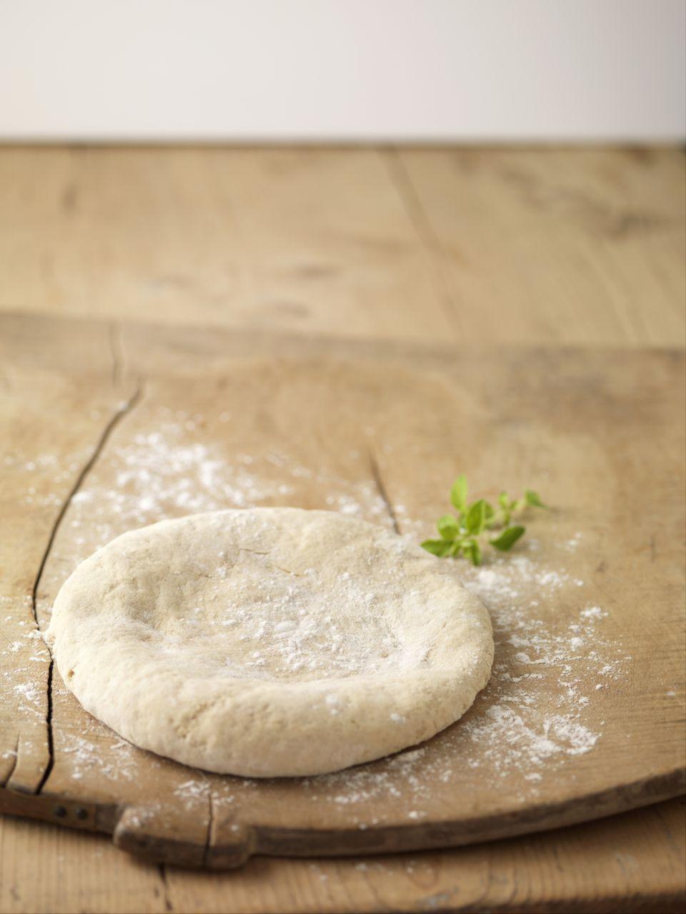 Greek Pizza Dough