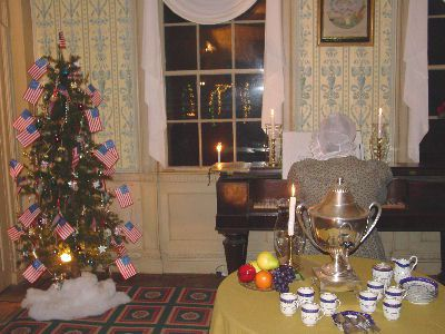 Christmas at Old Sturbridge Village - Photo Tour