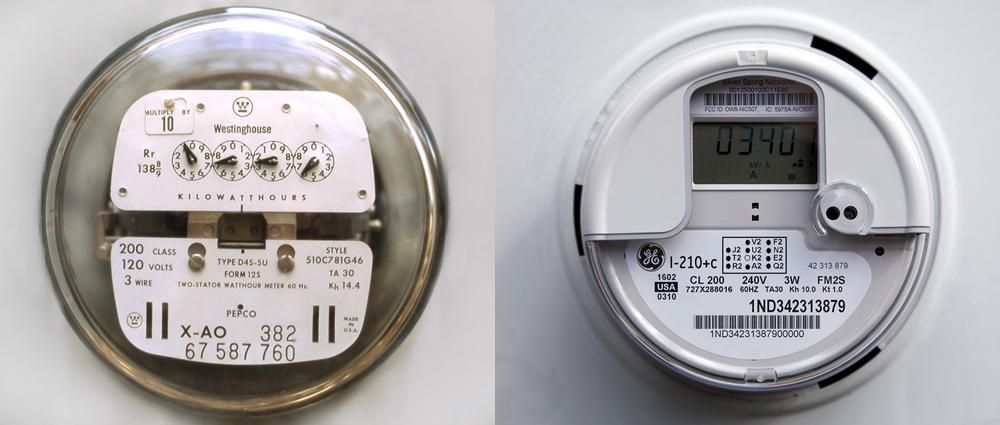 Bypass New Electrical Digital Meters : Pros and cons smart electric meter