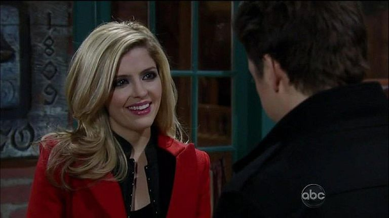Jen Lilley as Maxie Jones