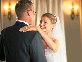 Choosing the right father daughter dance song can be tricky!